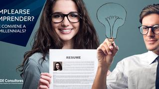 ¿Los jóvenes millennials deberían iniciar un negocio propio?