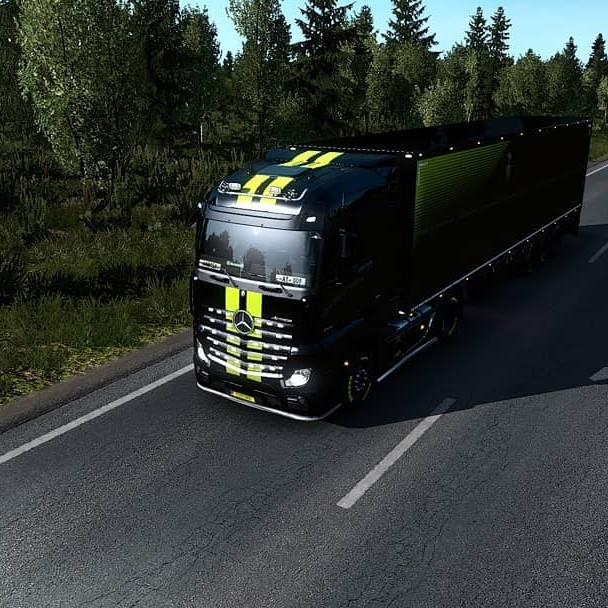 Convoglio Anonymous Truckers ITA Euro Truck Simulator 2