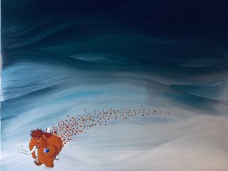 Extinction art serie