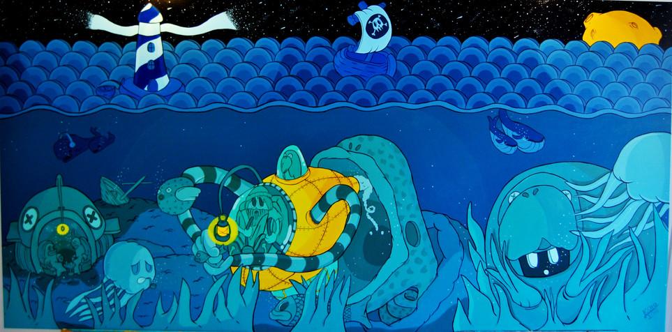 Exploring new Oceans