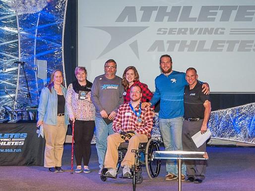 CFES named Athletes Serving Athletes Eastern Shore Community Partner of the Year
