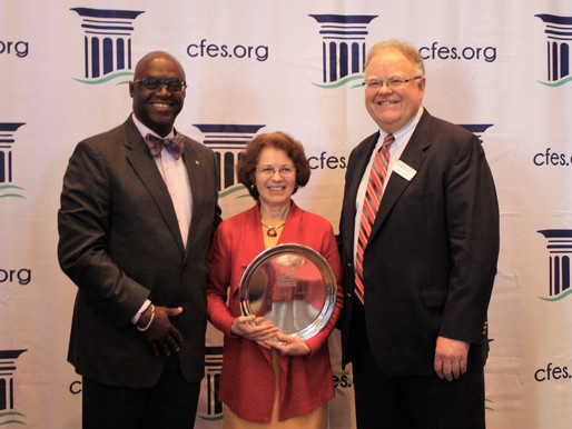 Award Recipients Honored and Annual Grant Making Celebrated at Community Foundation 33rd Annual Meet