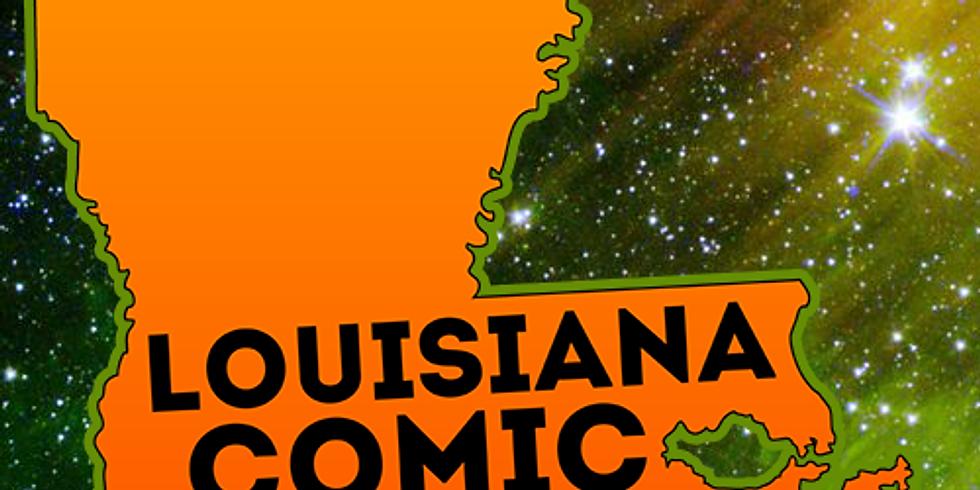 Louisiana ComicCon