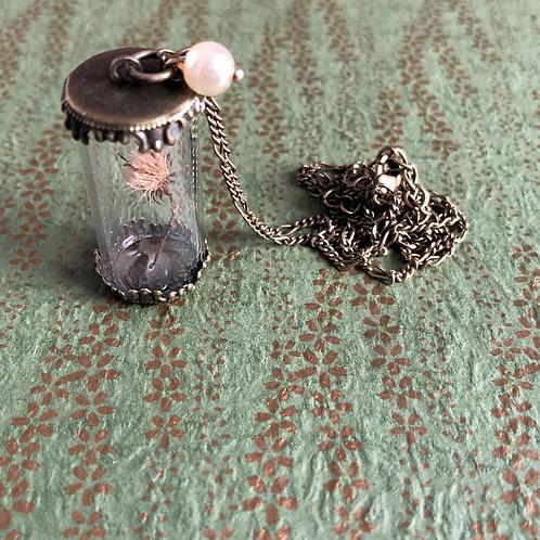 Colar Flor Vintage