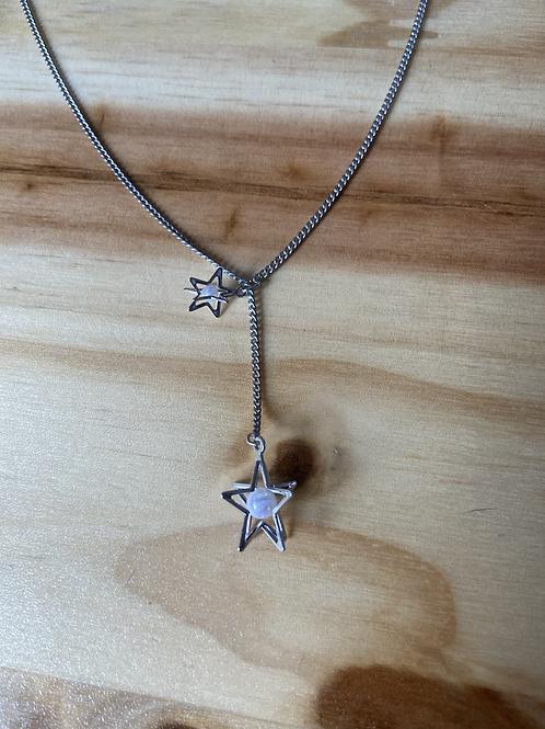 Colar Estrela Cadente