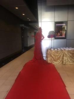 Live Red Carpet Entertainment idea