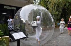 Bubble Atmosphere Interactive