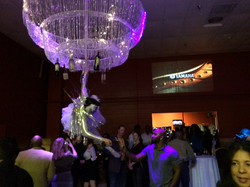 Aerial Bartenders - Champagne Chande