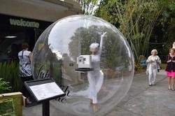 Bubble promotion