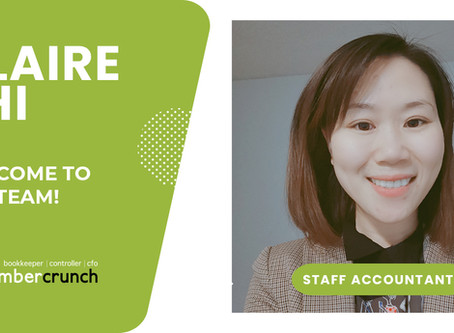 Claire Shi Joins the numbercrunch Team