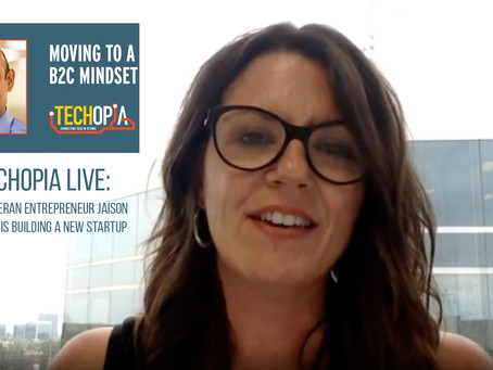 Susan Richards Speaks on the Entrepreneurship Journey on Techopia Live Featuring Jaison Dolvane