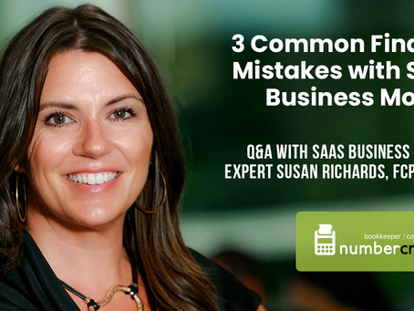 SaaS Businesses: 3 Common Finance Mistakes