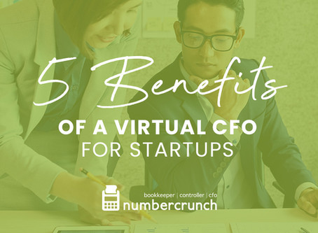 5 benefits of a Virtual CFO for Startups
