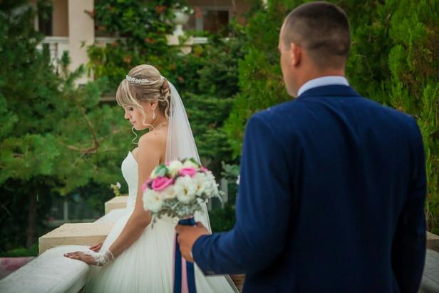Трогательная свадьба Александра и Светланы