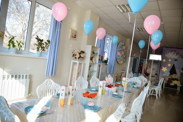 Где отметить день рождения ребёнка в Ростове?