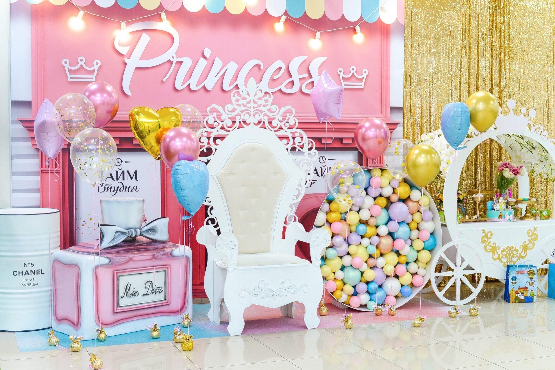 Зал принцесс, Стачки 158,2 этаж