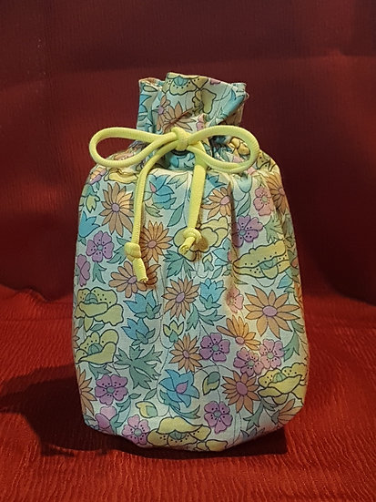 Fabric Gift Bags - Spring Flowers