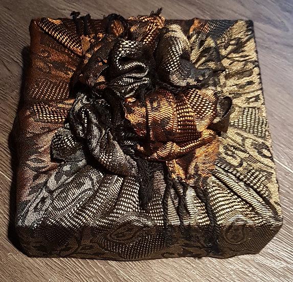 Bojagi Wrap - Precious Metals