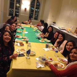 Sister Thanksgiving Dinner