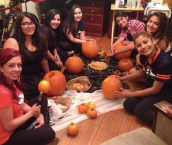 Pumpkin Carving Chi Night