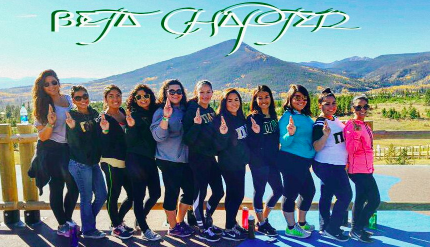 Beta Chapter 2015 Sisterhood Retreat