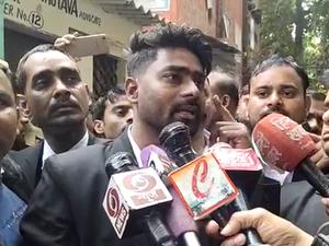 Bomb Blast in Lucknow Court
