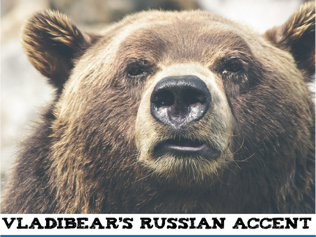 Vladibear Launches Online Russian Accent Lessons for Meerkats