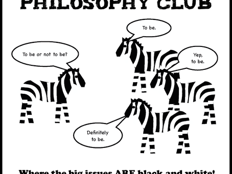 Zebra Philosophy Club Launched