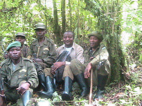The Heroes on the Frontline of Wildlife Conservation