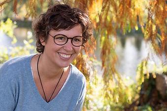 Delphine Croisé Kinésiologue et instructrice en Touch For Health