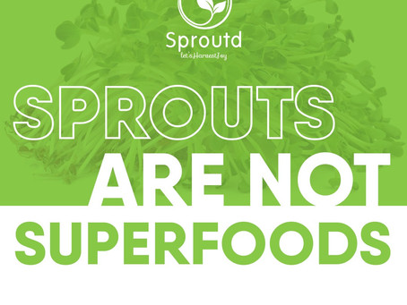 Taking the SUPER Out of Superfoods