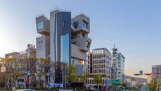 EMK 뮤지컬 사옥, 강남구 아름다운 건축물 최우수상