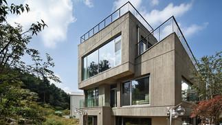 D-Werker Architects Silentium 안양시 건축문화상 은상수상