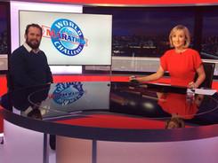 Louisa in the BBC London News studio.jpg