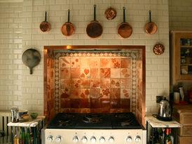 Kitchen Tiles, 2005
