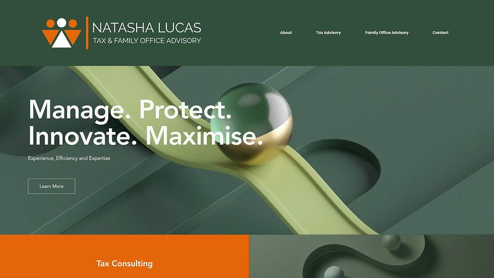 Natasha Lucas Website Image