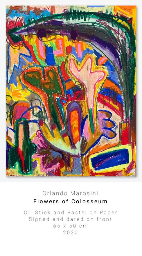 Flowers of Colosseum | Orlando Marosini