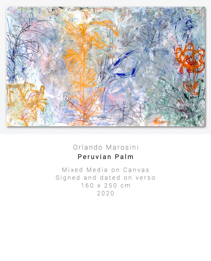 Peruvian Palm   Orlando Marosini