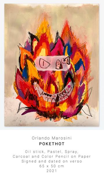 POKETHOT | Orlando Marosini