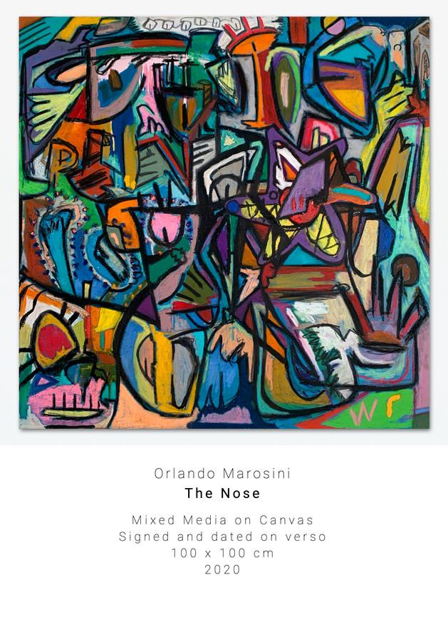 The Nose | Orlando Marosini