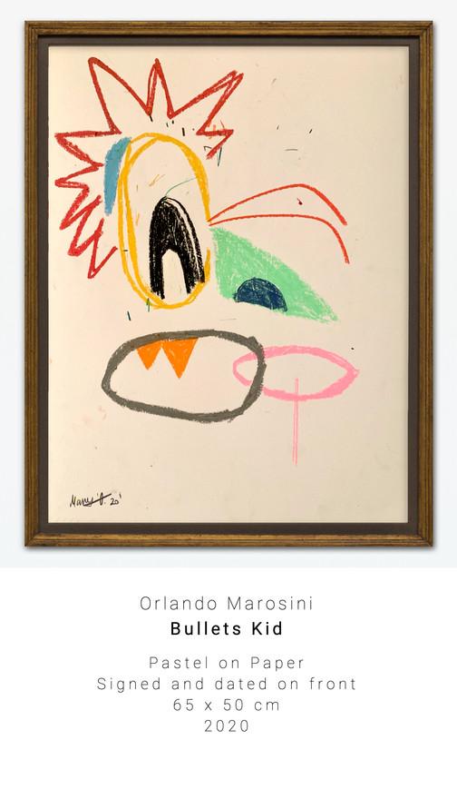 Bullets Kid | Orlando Marosini