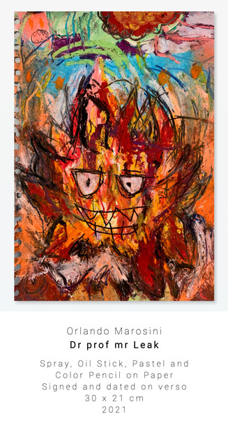 Dr prof mr Leak |Orlando Marosini