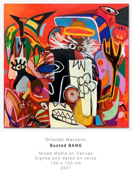 Busted Bang | Orlando Marosini
