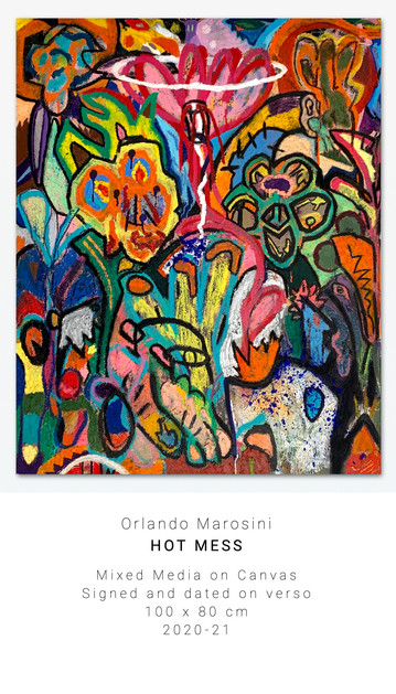 HOT MESS | Orlando Marosini