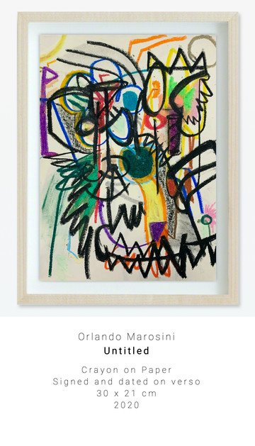 Untitled | Orlando Marosini