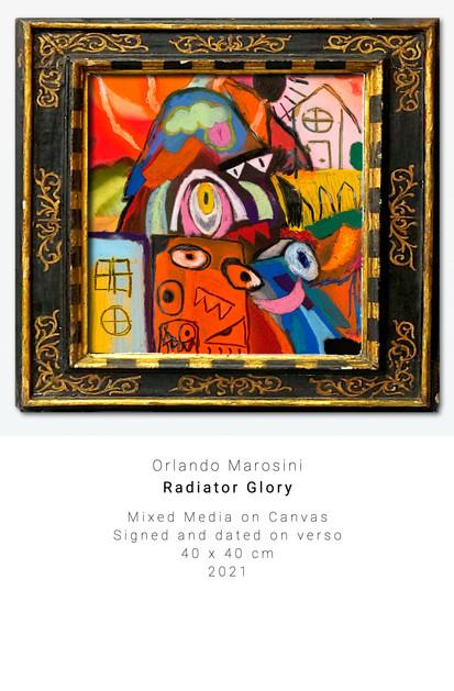 Radiator Glory | Orlando Marosini