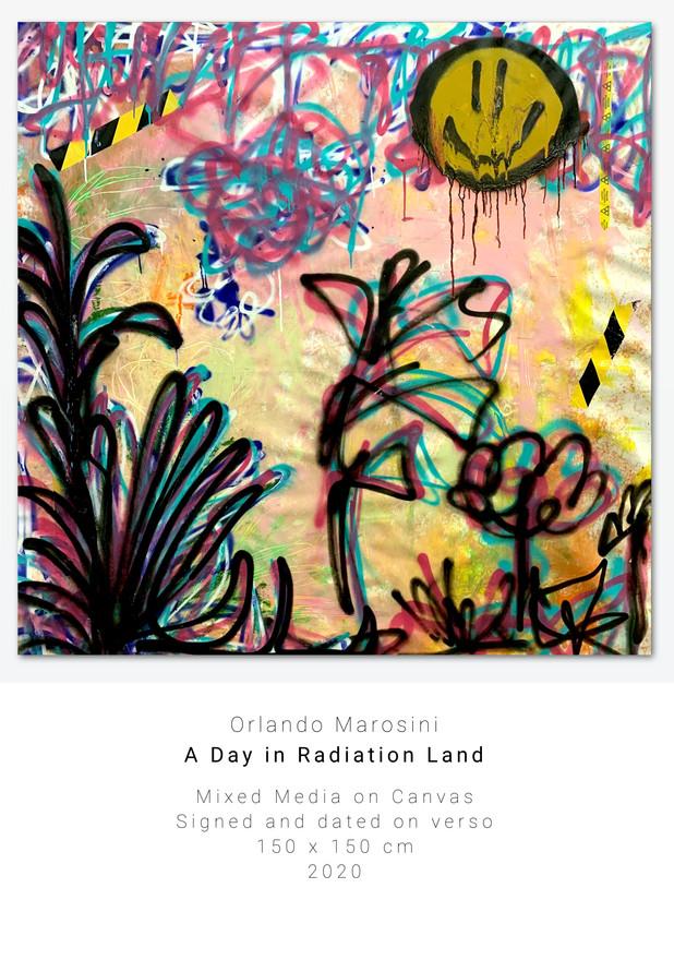 A Day in Radiaton Land   Orlando Marosini