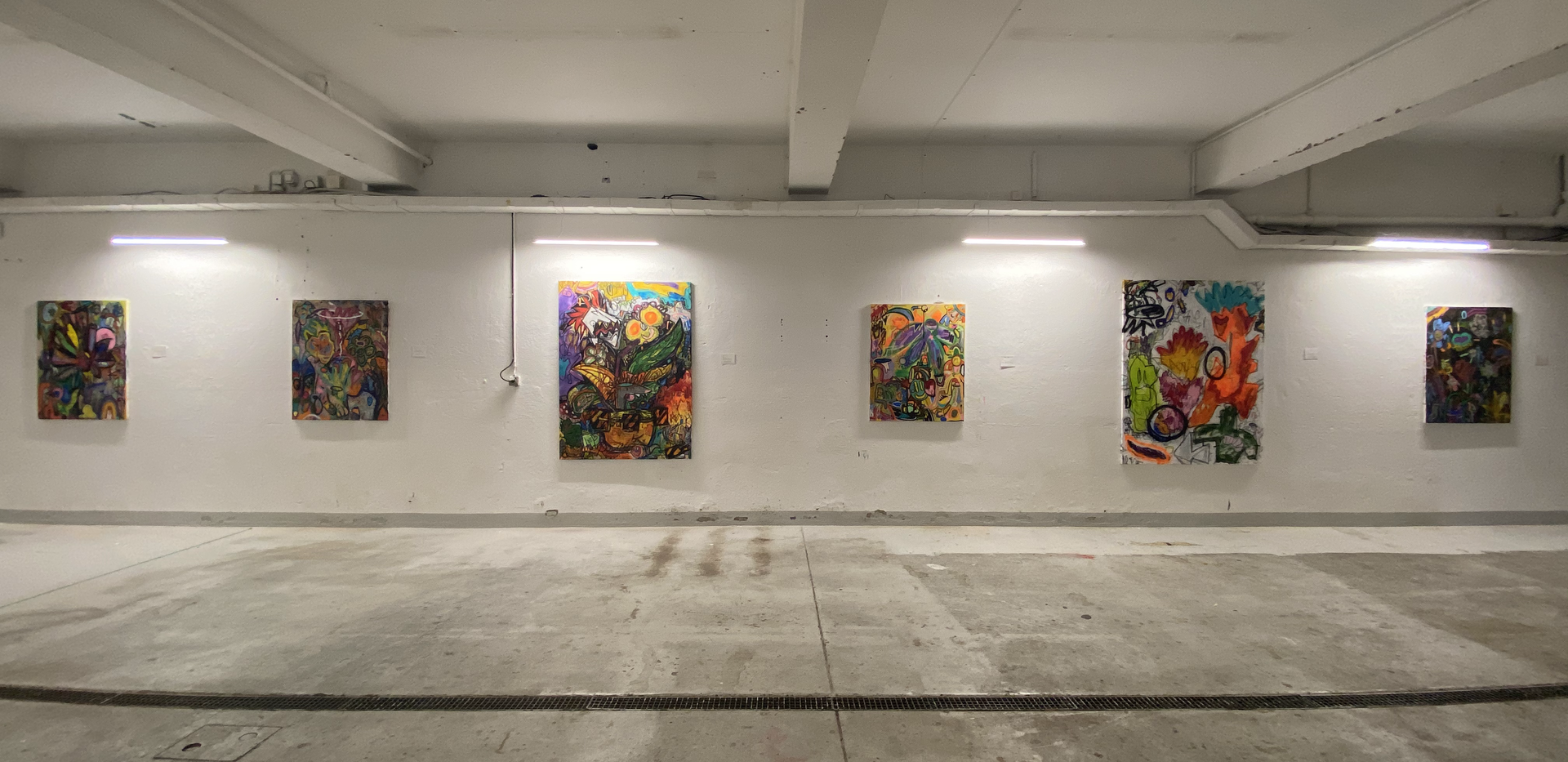 Orlando Marosini | Solo Show No Rulez | September 2020
