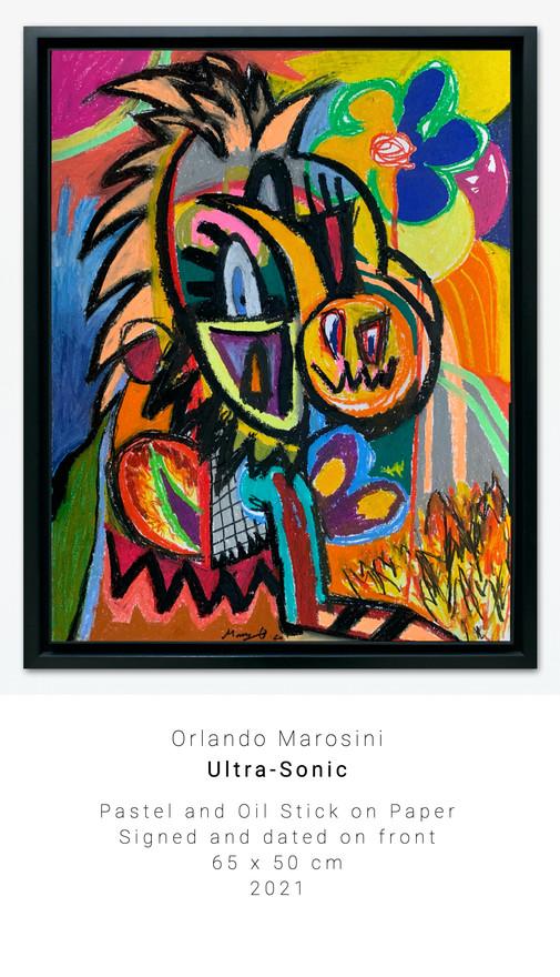 Ultra-Sonic |Orlando Marosini