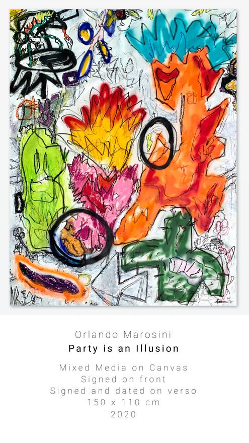 Party is an Illusion | Orlando Marosini